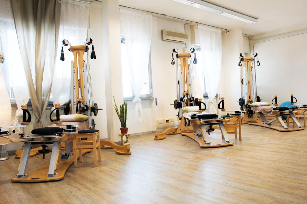 Studio di Gyrotonic in provincia di Firenze